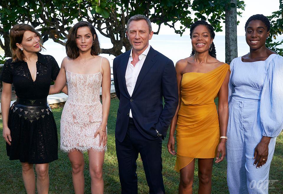 Bondgirl mới xứng tầm các đàn chị về độ sexy-2