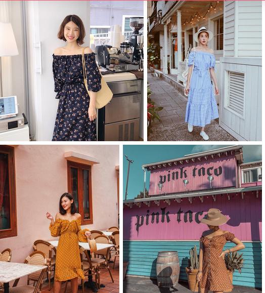 Mùa hè, các nàng nhất định phải điệu đà hết cỡ với 5 mẫu váy tuyệt xinh dưới đây-5