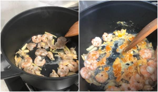 Cuối tuần không cần nấu cơm chỉ với 3 món này cũng đủ no nê ngon miệng-2