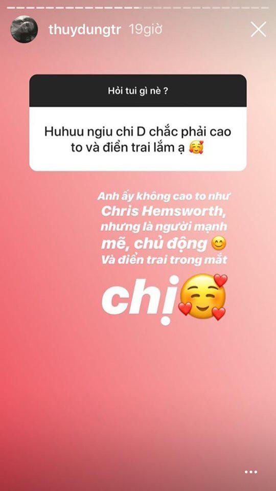 Hoa hậu Việt Nam 2008 Thùy Dung lần đầu chia sẻ về bạn trai và ý định lấy chồng-3