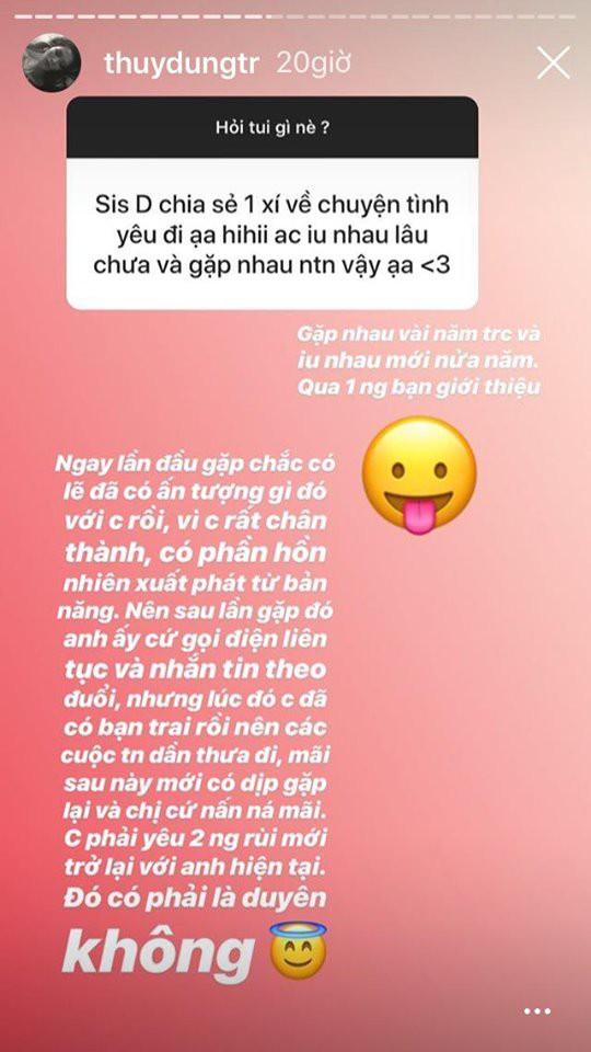Hoa hậu Việt Nam 2008 Thùy Dung lần đầu chia sẻ về bạn trai và ý định lấy chồng-4