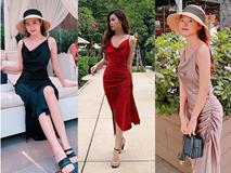 Thánh 'tiết kiệm' showbiz gọi tên Midu: mua 1 mẫu váy nhưng 6 màu khác nhau rồi mặc đi mặc lại