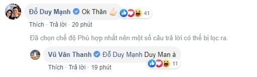 Đăng ảnh kỷ niệm ngày trở lại với V.League, Văn Thanh nhận được lời chúc cực mặn từ Đức Huy-4