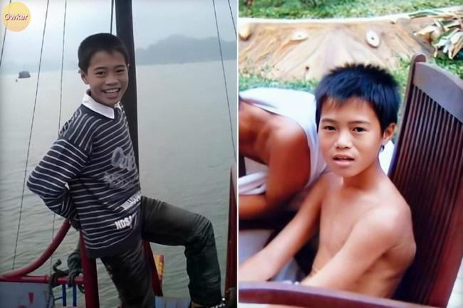 Cười đổ ghế với loạt ảnh thơ ấu mới hé lộ của dàn cầu thủ Việt: Đức Huy chất từ bé, bất ngờ nhất là Lâm Tây-11