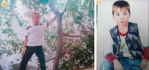 Cười đổ ghế với loạt ảnh thơ ấu mới hé lộ của dàn cầu thủ Việt: Đức Huy chất từ bé, bất ngờ nhất là Lâm Tây-1