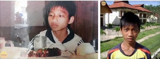 Cười đổ ghế với loạt ảnh thơ ấu mới hé lộ của dàn cầu thủ Việt: Đức Huy chất từ bé, bất ngờ nhất là Lâm Tây-4