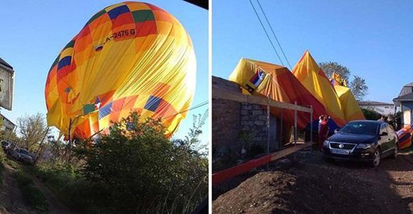 Bé gái 11 tuổi thoát chết thần kì khi bay một mình khoảng 12km trên khinh khí cầu-1