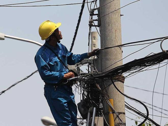 Người dùng phải trả cao hơn giá điện bình quân-1