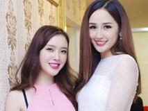 Đường tình trái ngược của Mai Phương Thúy và em gái xinh đẹp không kém hoa hậu