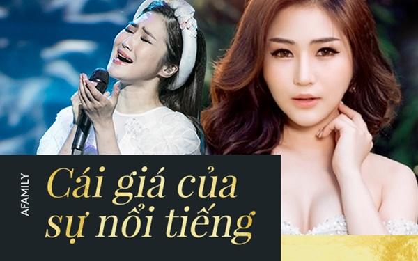 Hương Tràm tuyên bố nghỉ hát gây chấn động: Vạn người tung hô nhưng cô đơn đến mức trầm cảm, tự bóc tay rỉ máu-1