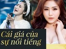 Hương Tràm tuyên bố nghỉ hát gây chấn động: Vạn người tung hô nhưng cô đơn đến mức trầm cảm, tự bóc tay rỉ máu