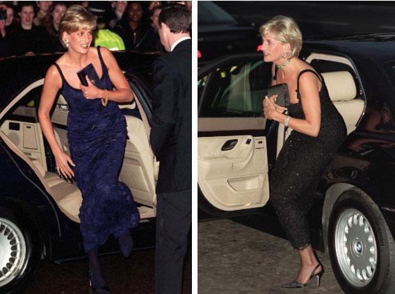 7 chiêu lên đồ đỉnh cao của các người đẹp Hoàng gia: duyên dáng nhất là cao kiến túi che ngực của Công nương Diana-1