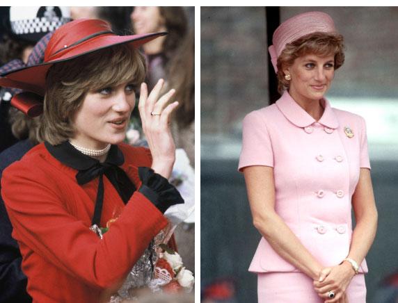 7 chiêu lên đồ đỉnh cao của các người đẹp Hoàng gia: duyên dáng nhất là cao kiến túi che ngực của Công nương Diana-2