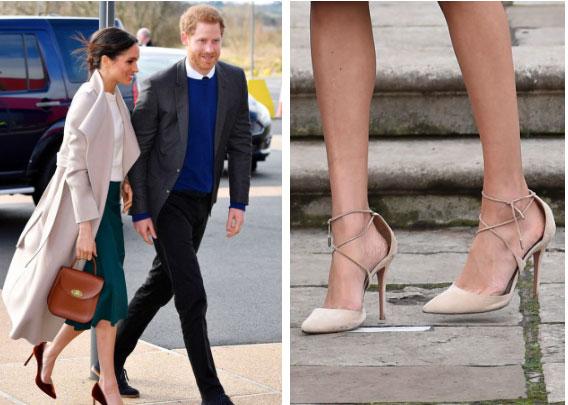 7 chiêu lên đồ đỉnh cao của các người đẹp Hoàng gia: duyên dáng nhất là cao kiến túi che ngực của Công nương Diana-6