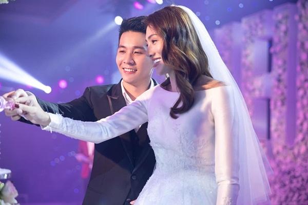 Vợ chồng Lê Hà bị trộm đột nhập vào nhà lấy cắp tài sản ngay trong đêm diễn ra đám cưới-3