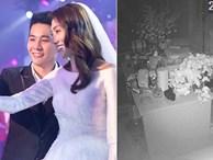 Vợ chồng Lê Hà bị trộm đột nhập vào nhà lấy cắp tài sản ngay trong đêm diễn ra đám cưới
