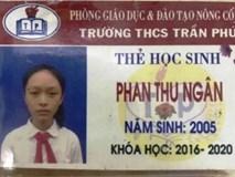 Tình tiết mới vụ nữ sinh Thanh Hoá mất tích bí ẩn