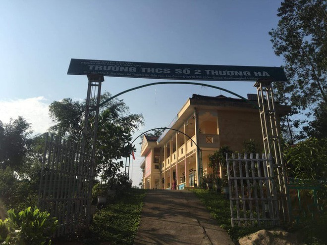 Nữ sinh lớp 8 bị thầy giáo hãm hiếp ở Lào Cai: Kết quả ADN thai nhi là của thầy Toán - Tin-2