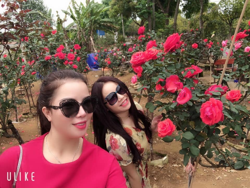 Bỏ việc nhà băng về trồng hoa hồng, 9X Lai Châu kiếm bộn tiền-4