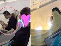 Mỹ Tâm – Mai Tài Phến bị bắt gặp đi du lịch cùng nhau, đắp chung chăn cực tình tứ trên máy bay?