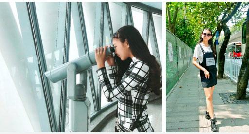 Bà xã Quyền Linh chia sẻ ảnh đi du lịch của gia đình, dân tình phát hiện ra tận 2 điều thú vị-5