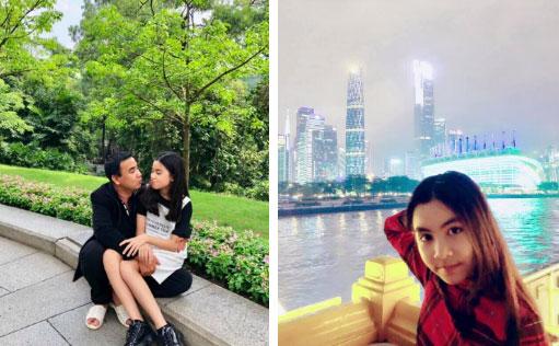 Bà xã Quyền Linh chia sẻ ảnh đi du lịch của gia đình, dân tình phát hiện ra tận 2 điều thú vị-7