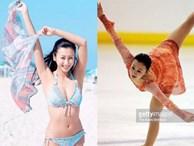 Nữ vận động viên trượt băng, đua xe bỏ nghề vì lệch vai do ngực 'quá khổ'