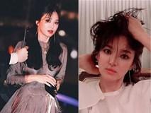 Song Hye Kyo 'mắt đen môi trầm' xinh đẹp hút hồn ở Mỹ