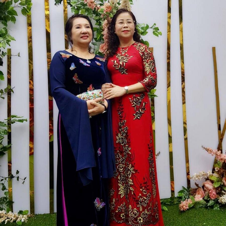Chuẩn bị tổ chức hôn lễ, cuối cùng lại lộ mối quan hệ thật giữa mẹ Cường Đô la và mẹ Đàm Thu Trang-1