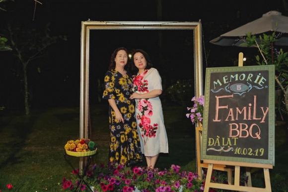 Chuẩn bị tổ chức hôn lễ, cuối cùng lại lộ mối quan hệ thật giữa mẹ Cường Đô la và mẹ Đàm Thu Trang-3