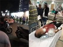 Nam thanh niên nghi dùng hung khí cắt cổ tài xế taxi, cướp tài sản ở Sài Gòn rồi tẩu thoát