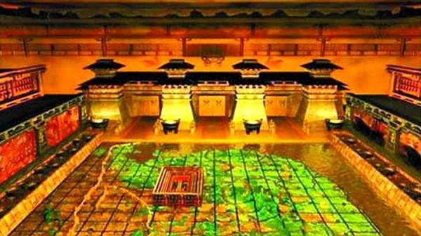 Cạm bẫy chết người: 100 tấn thủy ngân trong lăng mộ Tần Thủy Hoàng từ đâu mà có?-2