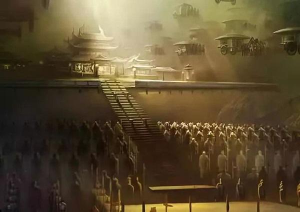Cạm bẫy chết người: 100 tấn thủy ngân trong lăng mộ Tần Thủy Hoàng từ đâu mà có?-3