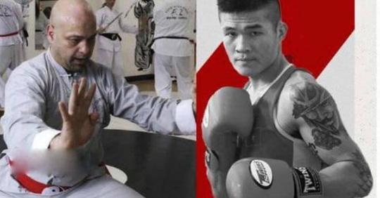Lùm xùm quanh trận đấu giữa võ sư Flores và nam vương boxing Việt-1