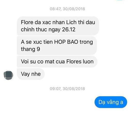 Lùm xùm quanh trận đấu giữa võ sư Flores và nam vương boxing Việt-3
