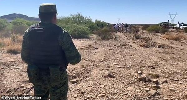 Máy bay rơi ở Mexico, không một ai sống sót-2
