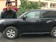 'Siêu trộm' gây lo sợ cho những ông, bà chủ 'xế hộp' ở Hà Nội