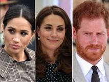 Lời xin lỗi chân thành của Hoàng tử Harry gửi đến chị dâu Kate vì những mâu thuẫn, xích mích liên quan đến Meghan