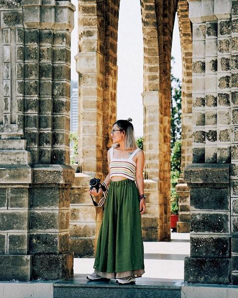 Instagram giới trẻ tràn ngập những bức ảnh chụp với nhà thờ Núi, ở ngay Nha Trang mà đẹp tuyệt chẳng kém trời Tây-15