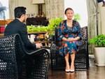 Vợ mới của chồng cũ Hồng Nhung xuất hiện, vẫn là vòng 2 gây chú ý-3