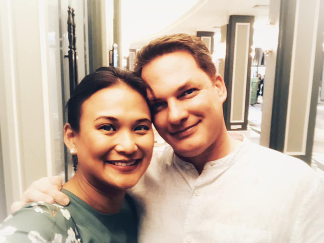 Vợ mới của chồng cũ Hồng Nhung lộ vòng bụng khác thường, tiết lộ điểm không ai ngờ ở ông xã-4