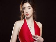 Hoa hậu Đỗ Mỹ Linh 'đốt mắt' người nhìn với váy cut-out