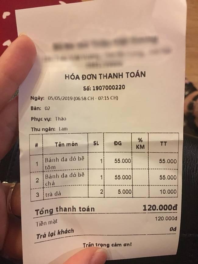Scandal lộ clip nóng chưa dứt, quán bánh đa bề bề của hot girl Trâm Anh lại bị khách review: Đừng ăn, phí mồm lắm-4