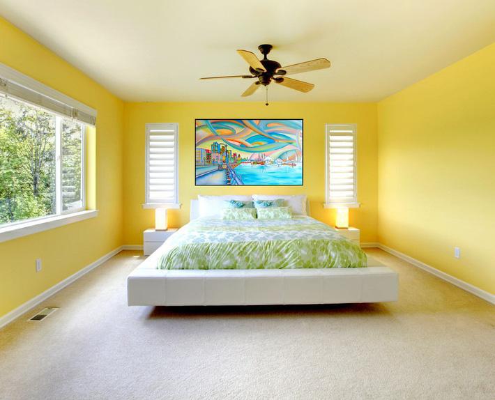 4 thứ bạn tuyệt đối không để dưới gầm giường tránh hao tài tốn của-2