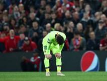 Nhói lòng khoảnh khắc Messi cúi đầu trước niềm vui sướng của hàng vạn fan Liverpool