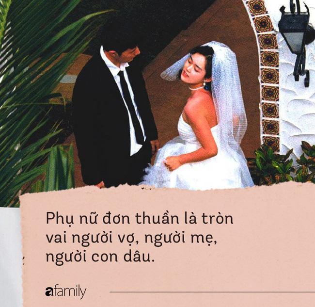 """Em không giống người con gái mà anh đã kết hôn: Câu nói xé tai"""" của 1 ông chồng chạm vào vạn hoàn cảnh của mọi bà vợ-1"""