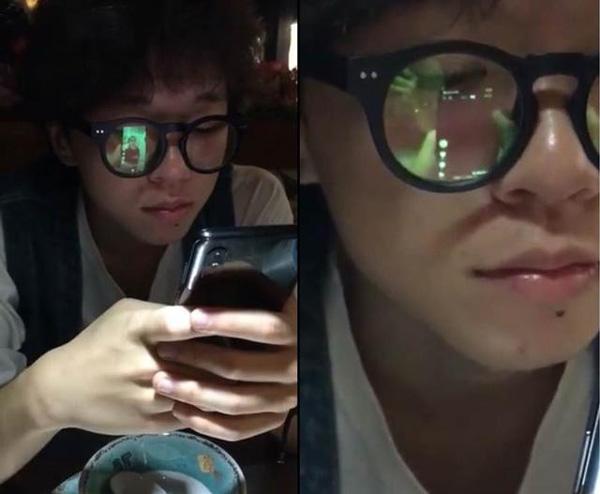 Ngồi ăn với bạn gái vẫn ngắm gái xinh trên mạng, chàng trai bị bóc mẽ theo cách không ngờ-1