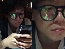Ngồi ăn với bạn gái vẫn ngắm gái xinh trên mạng, chàng trai bị bóc mẽ theo cách không ngờ