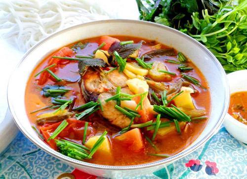 Cách nấu bún cá ngừ ngọt tự nhiên đúng chuẩn đặc sản Khánh Hòa-4