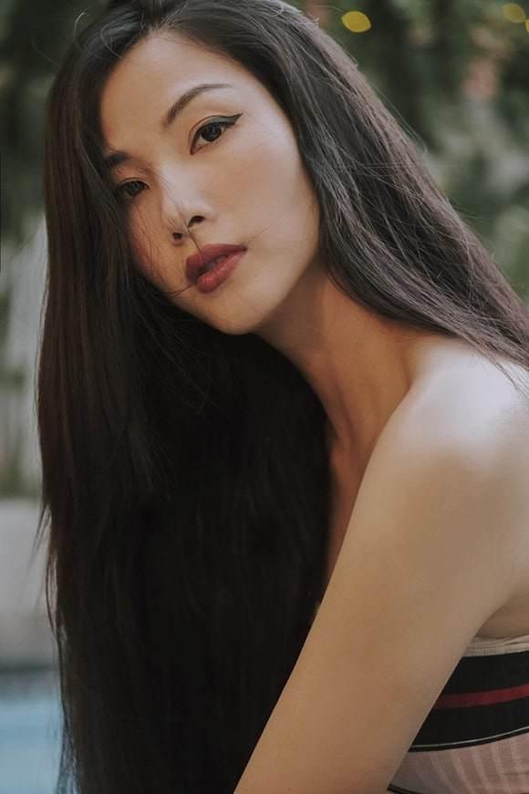 Là người kế nhiệm tại Miss Universe, Hoàng Thùy kế thừa luôn kiểu tóc tém thương hiệu của HHen Niê?-11